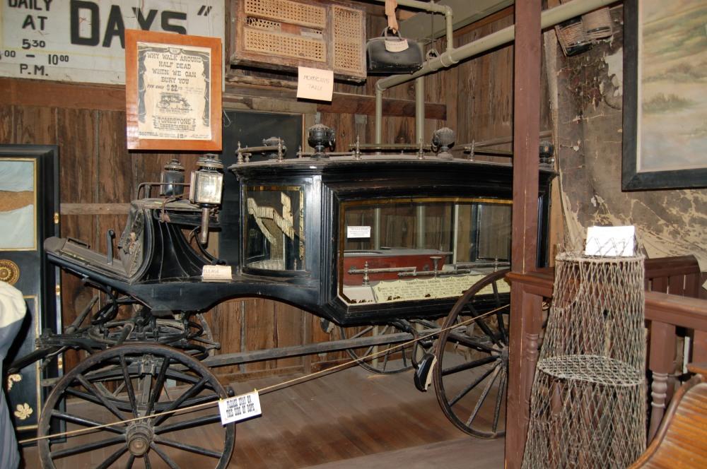 Birdcage mariah hearse